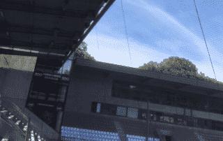 Afskærmningsnet Vejle Stadion
